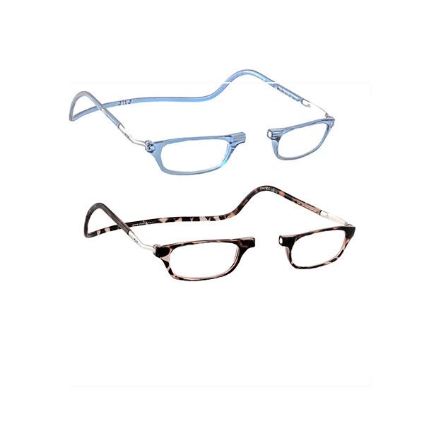 innovatives Design feinste Auswahl um 50 Prozent reduziert Clic Classic Zwei verschiedene Stärke | Clicmagnetbrille.de